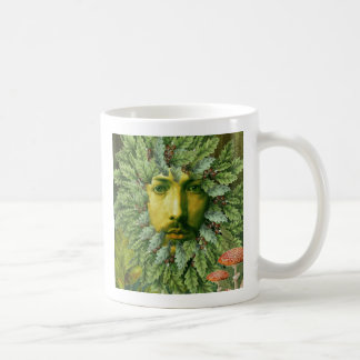 Greenman - Coffee Mug