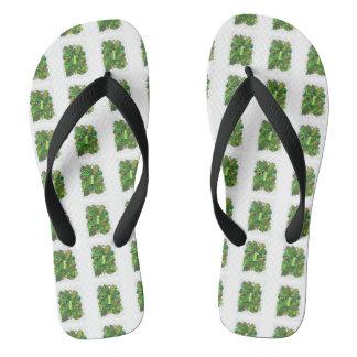 greenman flip flops
