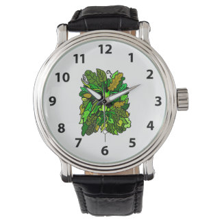 Greenman Watch