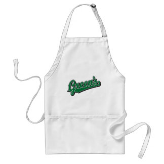 Green's in Green Apron