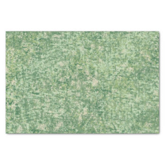 Greens Textured by Shirley Taylor Tissue Paper