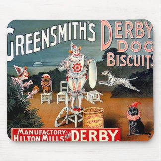 Greensmith's Dog Biscuits Mousepad