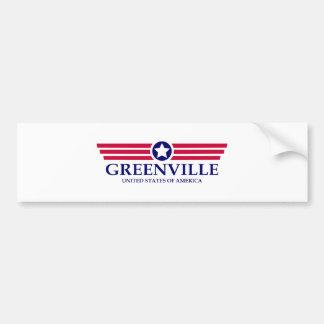 Greenville NC Pride Bumper Sticker