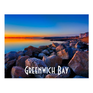 Greenwich Bay Postcard