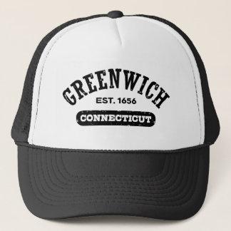 Greenwich Connecticut Trucker Hat