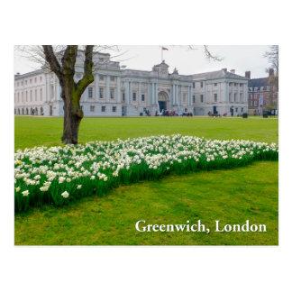 Greenwich London UK Postcard