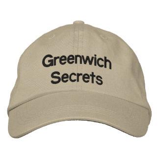 Greenwich Secrets Baseball Cap