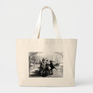 Greenwich Village Glamour Girls Vintage Photo Bags