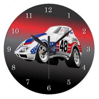 Greenwood Corvette 1972 Daytona Clock