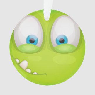 Greeny Muglee - Big Eye Charm Ornament