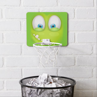 Greeny Muglee - Big Eye Mini Basketball Hoop