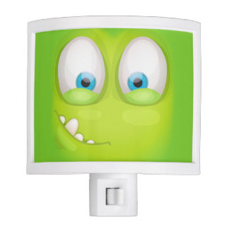 Greeny Muglee - Big Eye Night Light