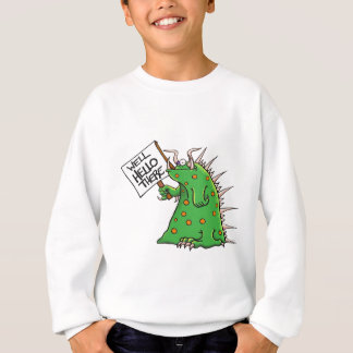 Greep Graphic Well Hello There Sweatshirt
