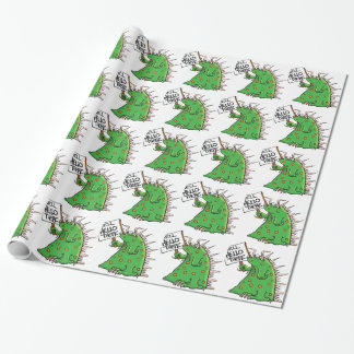 Greep Graphic Well Hello There Wrapping Paper