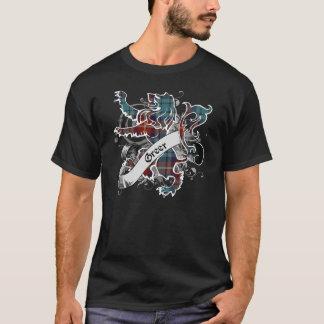 Greer Tartan Lion T-Shirt