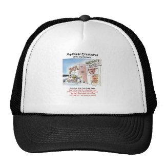 Greeslop, the Fast Food Fiend Trucker Hat
