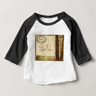 Greeting Baby T-Shirt