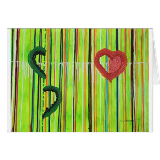 Greeting Card - Amour Consolidation