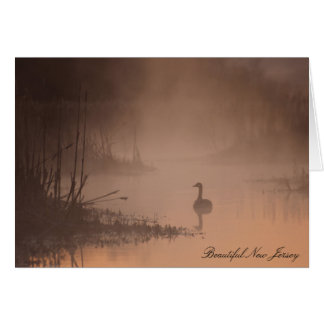 Greeting Card - Blank, Chester, New Jersey