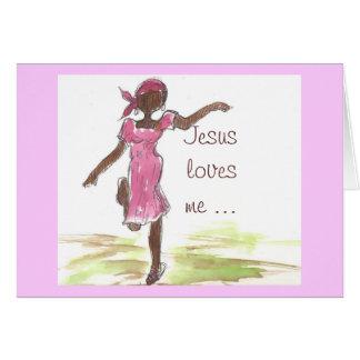 Greeting Card/Christian Card