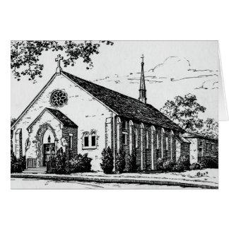Greeting Card Church