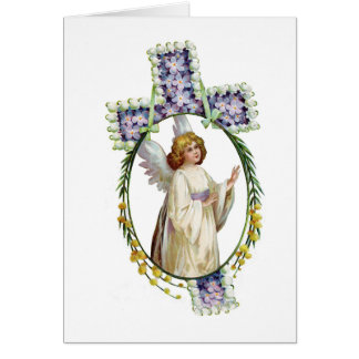 Greeting Card: Easter Morn Card