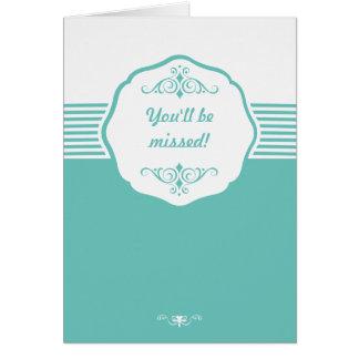 Greeting Card - Editable Message
