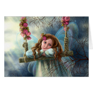 Greeting Card, Fairy Card