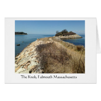 Greeting Card from The Knob, Falmouth MA