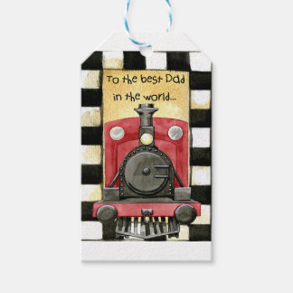 greeting-card gift tags