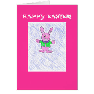 GREETING CARD(HAPPY EASTER) GREETING CARD