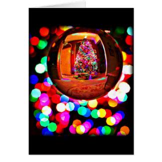 Greeting Card-Holiday Art-Christmas 115 Card
