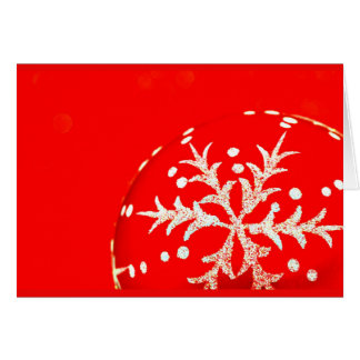 Greeting Card-Holiday Art-Christmas 123 Card