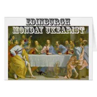 Greeting Card - Monday Ukearist