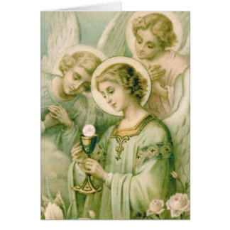 Greeting Card: My Soul Rends The Veil Card