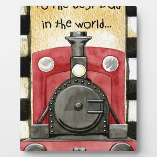 greeting-card plaque