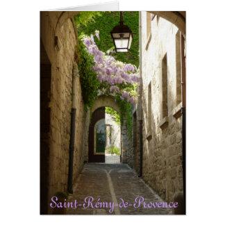 GREETING CARD -  Saint- Rémy-de-Provence France