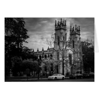 Greeting Card - South Carolina Church/Cathedral
