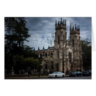 Greeting Card - South Carolina Church/Cathedral