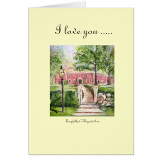 Greeting Card - Wayside Inn