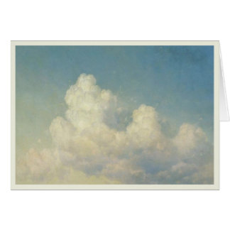 Greeting Card with Ivan K. Aivazovsky Painting