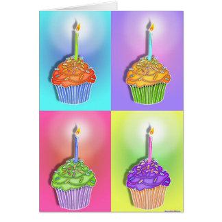 Greeting Cards - Birthday Cupcakes
