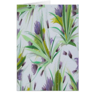 "Greeting Cards - ""Crocus"""