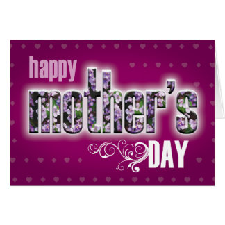 Greeting Cards - HAPPY MOTHERS DAY 02