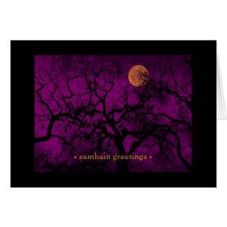 Greeting Cards: Samhain Card