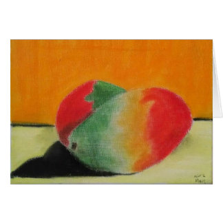 "Greeting Cards with ""Mangoes"" by Amber Larsen"