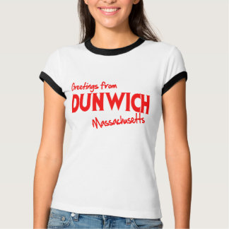Greeting from Dunwich T-Shirt