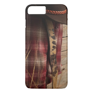 GreetingCard: Country Western iPhone 7 Plus Case