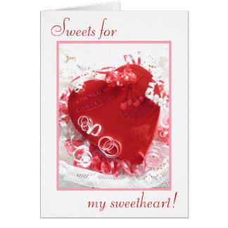 GreetingCard-Valentine's Heart Card