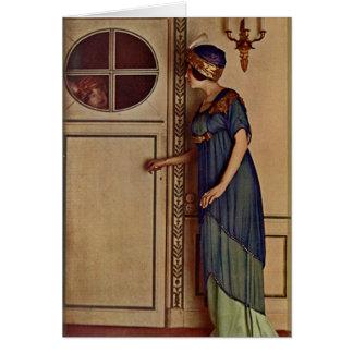 GreetingCard - Vintage Fashion Card
